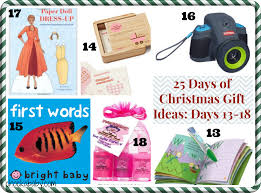 25 christmas gift ideas chockababy