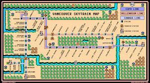 Fallout 3 Metro Map by Washington Dc Metro In Super Mario 3 World 1275x984 Mapporn