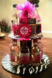 wine birthday gifts wine bottle cake for 40th birthday 16 bottles gifts