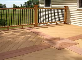 composite decking products american pole u0026 timber