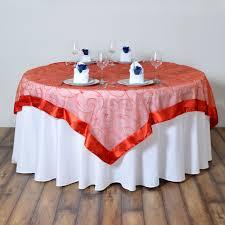 Dining Room Linens Organza Table Linens Hotel Val Decoro