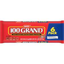 where can i buy 100 grand candy bars nestle candy grand bar 4 5 oz
