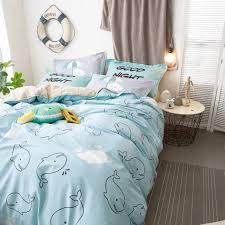 online get cheap kids bedding cotton duvet cover set aliexpress