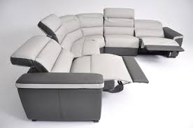Loveseats Recliners Living Room Large Sectional Sofas With Recliners Leather And