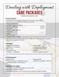 List Of Home Magazines Dealing With Deployment Care Packages Created By V