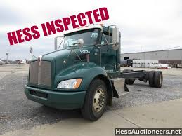 kenworth chassis used 2012 kenworth t 270 cab chassis truck for sale in pa 23121