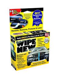 amazon com wipe new trim restorer automotive