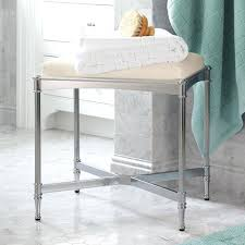 elena vanity stool elena vanity stool bathroom vanity benches for bathroom on bathroom