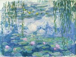 waterlilies wall mural wall murals and waterlilies wall mural waterlilies painting wall mural