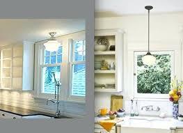 Kitchen Sink Lighting Ideas Kitchen Pendant Lighting Over Sink Over Kitchen Table Pendants