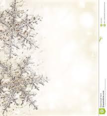 beige dekorativer rand der schneeflocke stockbild bild 22473475