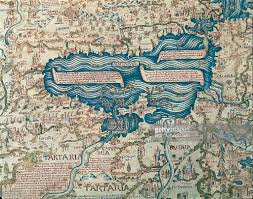 Sea World Map Map Of Black Sea From World Map By Camaldolese Monk Fra Mauro