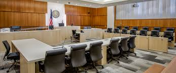 National Waveworks Conference Table Facility Designs Madera Superior Court Facility Designs
