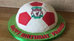 football cake football birthday cake