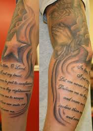quote tattoos with image design ideas