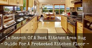 best area rugs for kitchen 2017 top 5 recommended and reviews
