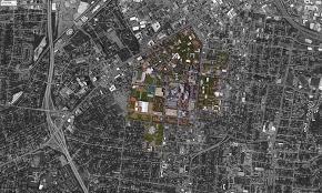 Vanderbilt Campus Map Vanderbilt Residential College Master Plan David M Schwarz