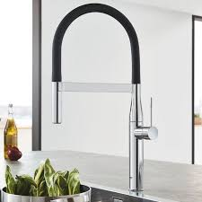 contemporary kitchen faucets kitchen faucet contemporary led brass pertaining to idea 13