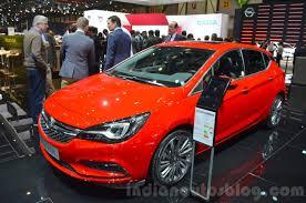 vauxhall india 2016 opel astra leaked ahead of frankfurt motor show