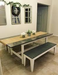 ikea farmhouse table hack diy farmhouse table made from an ikea table ikea hack home