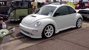 volkswagen beetle 2013 modified 2000 volkswagen new beetle customized in cool white youtube