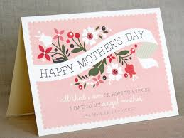 100 mother day card ideas 4 easy mother u0027s day card
