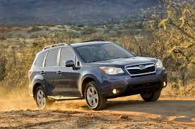 subaru forester snow 2014 subaru forester 2 5i premium manual first test motor trend
