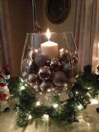 Christmas Table Decoration Images by Best 25 Winter Table Centerpieces Ideas On Pinterest Winter