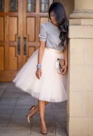spodnica tiulowa spódnica tiulowa rozkloszowana elegancka tiul midi
