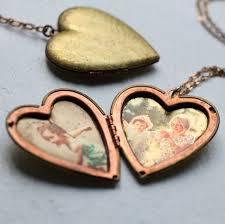 personalized heart locket personalized heart locket photo jewelry vintage locket