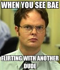 I Love You Bae Meme - what does bae mean and are you using it correctly
