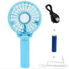 held battery operated fan 2018 alkcar foldable fans battery operated rechargeable