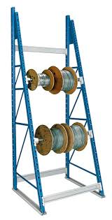 Industrial Shelving Units by Reel Rack Photos Hi Tech Industrial Shelving Units By Hallowell