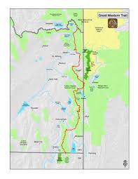 Idaho On Map Http Www Greatwesterntrail Org Maps Gwt Idaho Jpg Atv Riding