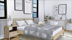 bedroom marvelous ikea mandal double bed ikea hemnes bed frame