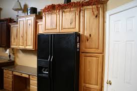 Wholesale Natural Stain RTA Kitchen Cabinets Knotty Alder Cabinets - Natural kitchen cabinets
