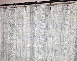 Shower Curtain Custom Custom Shower Curtain Etsy