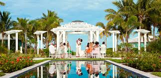 wedding places destination wedding packages in the caribbean sandals
