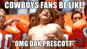 Dallas Cowboys Memes - 10 funniest dak prescott memes