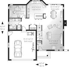 bungalow floor plans marvelous floor plan for bungalow house in plans small homes