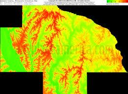 minnesota topographic map free wabasha county minnesota topo maps elevations