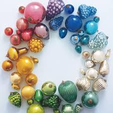 Antique Christmas Ornaments Timeless Ornaments Martha Stewart