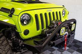 baja jeep 2017 jeep wrangler rubicon unlimited hyper green