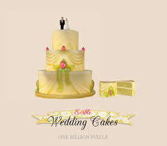 wedding cake in the sims 4 one billion pixels edible wedding cakes bonus sims 3