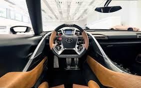 Toyota Ft 1 Engine 2018 Toyota Supra Prototype Debuts Production Body Looks Like