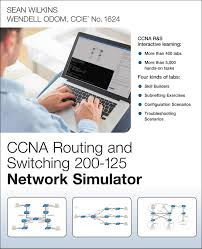 ccna routing and switching 200 125 network simulator pearson it