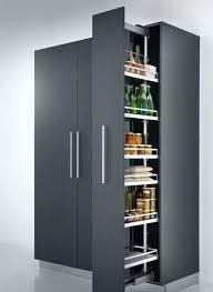 armoire coulissante cuisine ikea colonne cuisine de armoire rangement coulissante newsindo co