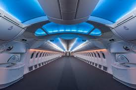 the jumbo jets boeing and airbus turn into posh private planes wired