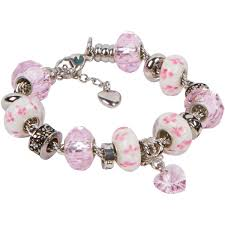 s day bracelets with birthstones charm bracelet birthstones pink october the knights treasure