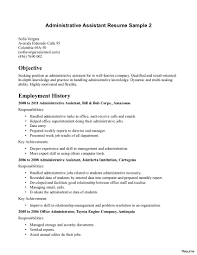 executive assistant resume template executive assistant resume exles and tips resumes for